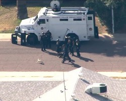 BREAKING NEWS: Pug Starts Fight With Police Dog During 4-Hour StandOff!