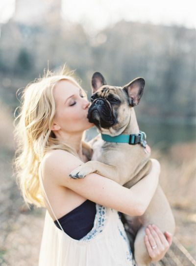 French Bulldogs love