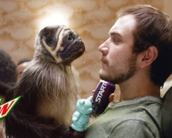 """Mountain Dew's Super Bowl Commercial Puppy Monkey Baby Will Make You Go """"WTF?!"""""""