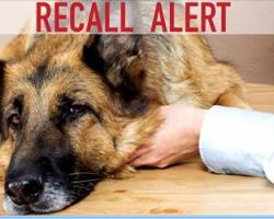 BREAKING NEWS: Three Types of Pet Food Recalled