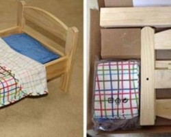 How To Make Custom Pet Beds Using Cheap IKEA Toy Doll Beds