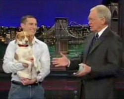 [Video] Man tells his dog to 'play dead' on national TV. See why this got the internet by storm!