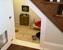 Woman Builds Her Chihuahua The Cutest Bedroom Especially For Him