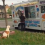 Ice Cream Truck Stops in Neighborhood. Now Keep your Eyes on the Pit Bull in Line..Hilarious!