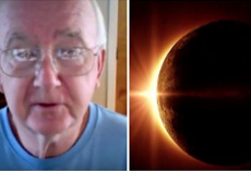 Man Warns 'You'll Be Sorry' For Watching Solar Eclipse After His 1 Big Mistake