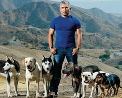 Dog Whisperer Cesar Millan Wakes in Psych Ward after Failed Suicide. Now Has New Leash on Life