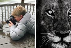 Steve Irwin's Son Is An Award Winning Photographer And These Photos Show Why