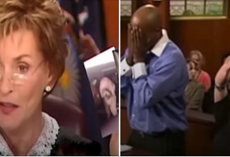 Judge Judy Orders Dog To Be Set Down In Courtroom. Moments Later, The True Owner Is Revealed