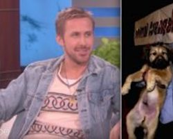 Ryan Gosling Shares The Sweetest Tribute To His Dog, George
