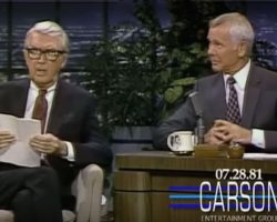 The Dog Poem That Made Johnny Carson Cry