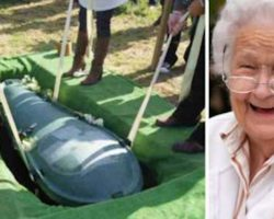 He Demanded His Wife Bury Him With ALL His Money. So She Did THIS Instead…