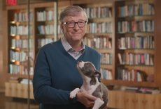 5 books worth reading this summer (and adorable puppies)… by Bill Gates