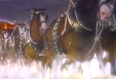 Clydesdale Christmas TV Clip From 1987 Is Full Of Holiday Magic