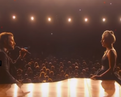 The Oscars: Shallow (Live) Lady Gaga & Bradley Cooper