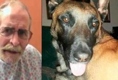 Veteran Dying From Cancer Makes A Public Plea To Help Find His Missing Service Dog