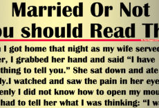 Married or not…you should read this