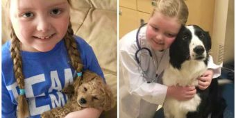 8-Year-Old Terminally Ill Dog Lover That Inspired Thousands Passed Away