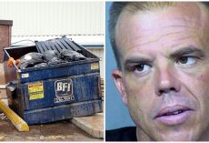 Man Stabs Ex-Girlfriend's Dog With Scissors & Throws Him In Dumpster For Revenge