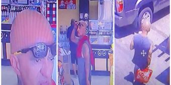 Goon Exits Convenience Store & Hijacks Man's Truck With Service Dog Inside