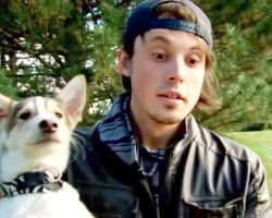 Man Travels 1,500 Miles To Adopt Dog, But Doesn't Have The Money To Return Home