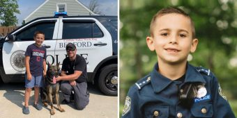10-Year-Old, Ohio Boy Raises More Than $315,000 To Provide Bulletproof Vests For Police Dogs